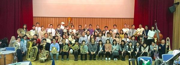 郡山吹奏楽団with宮川彬良600ピクセル